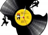 Climber 2 Loop-store handmade vintage vinyl design clock