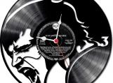 Elvis 2 Loop-store handmade vintage vinyl design clock