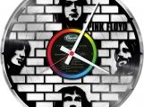 Pink Floyd 3 Loop-store handmade vintage double vinyl clock