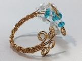 Czech Crystals Bracelet. PABR022