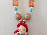 Mermaid Chunky Girl's Necklace