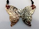 Butterfly choker-PANE023