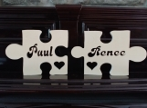 Personalized Puzzle Pieces