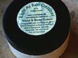 8 oz Rich Body Cream - Vegan, Nongreasy, Choose Your Scent
