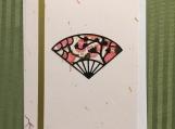 Japanese Fan Card