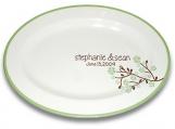 Little Bird Cherry Blossom Wedding Signature Platter