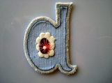 iron on letters to iron on names on baby gifts, kids gifts