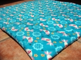 BIRD OF PARADISE Kitty Yoga Mat HUGE Catnip Mat Bed Cats Kitties