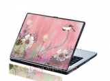 Secrete Garden Laptop Decal