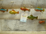 Decorative  Christmas Tree Fishies
