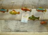 Decorative  Christmas Tree Fishies