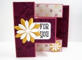 Blank Greeting Card - For Her