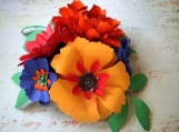 Tropical Dream - 6 Small centerpieces - made to order