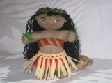 Liko, the Hula Dancer