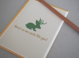 Jackelope (Greeting Card)
