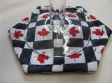 Maple Leaf Coasters for Canada Day