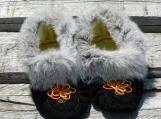 Ladies Moccasin/Slipper