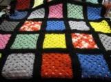 Beautiful Crocheted Lap Afghan