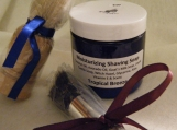 Moisturizing Shaving Soap - West Coast Forest Scent