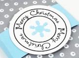 Christmas Gift Card Holder Box