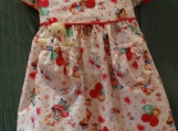 My Valentine Pocket Kitty Dress size 2