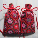 "Red 4""X2"" Sachet-'Cranberry Marmalade' Fragrance-188"
