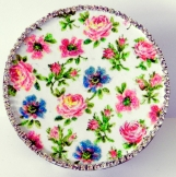 Paper Mache Gift Box, Mother's Day, Birthday, Friend, Floral