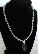 Stone Jasper Necklace