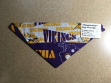 Minnesota Football Dog Scarf