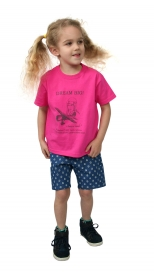 Empowering Kids T-Shirt DREAM BIG Amelia Earhart, female pilot