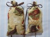 """Autumn 5""""X2"""" Sachet-'Ginger Spice' Fragrance-085"""