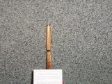 Olive Wood Pen Gold