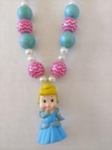 Aurora Chunky Princess Necklace
