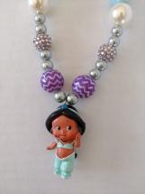 Girl's Jasmine Princess Necklace