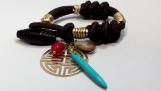 Harmonic Circle Bracelet - AlBR013