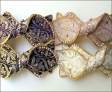 BUY 1 GET 1 FREE - Silk Ribbon Barrettes for Women