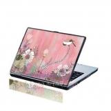 Secrete Garden Laptop Decal