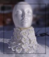 PDF pattern crochet neck warmer Secret forest No 17