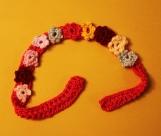 Adjustable Headband for a Girl
