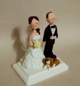 Cake Topper - Custom Made - Beagle