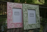 Personalized Picture Frames & Mirrors
