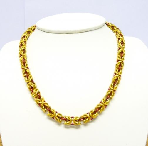 beaded jewelry necklace