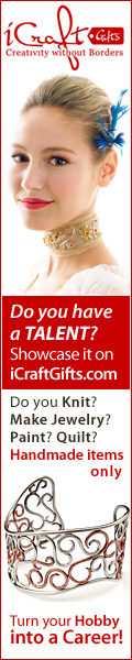 Sell on iCraftGifts.com - Only Handmade Art & Crafts